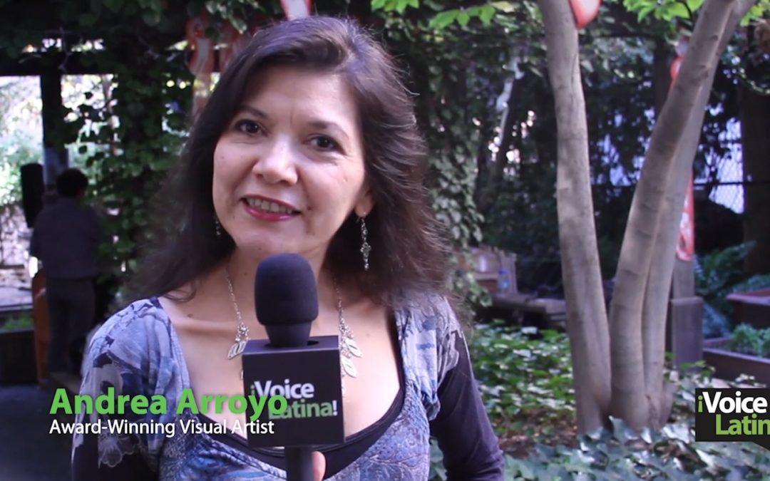 #YoSoy: Andrea Arroyo