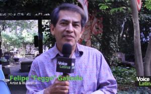 "#YoSoy: Felipe ""Feggo"" Galindo"
