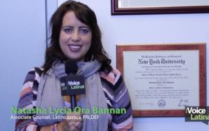 #YoSoy: Natasha Lycia Ora Bannan